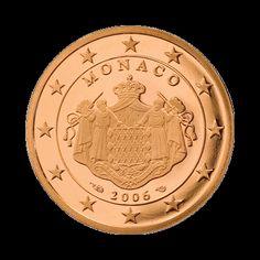 Monaco 5 Cent Coin (Albert II)