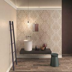 White horse tiles | bathroom | Pinterest | White horses