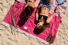 Double beach towel article PITAYA!