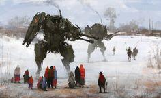 Science-Fiction soll die Leute für die polnische Geschichte interessieren.