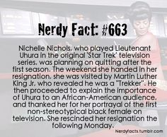 She did this because of the limited role she had on the show.   Hailing frequencies open, Captain.   Glad she stayed.