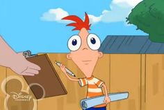 Phineas from the Front