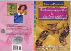 Bisuteria con imperdibles y cuentas de cristal - Mary.5 - Álbumes web de Picasa