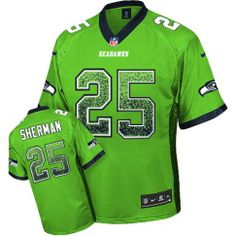 14 Best Richard Sherman Jersey Green Monday images | Seattle  for cheap