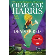 Next Sookie Stackhouse book out on May 1!