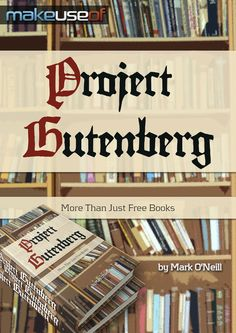 cover Project Gutenberg: More Than Just Free Books