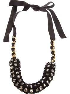 MARNI - crystal necklace 4