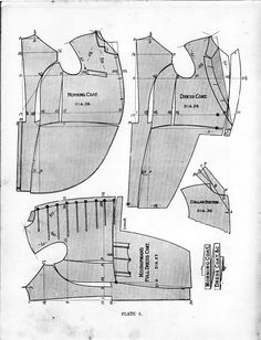 Levita Jacket pattern