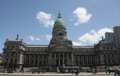 Palacio del Congreso Nacional Argentino (Palace of the Argentine National Congress), Buenos Aires, Argentina www.stephentravels.com/top5/domes Architectural Elements, Louvre, United States, Architecture, Building, Travel, Buenos Aires, Argentina, Palaces
