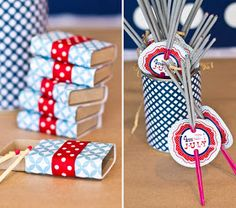 Domestic Charm: Patriotic Party