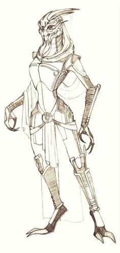 Image result for turian female