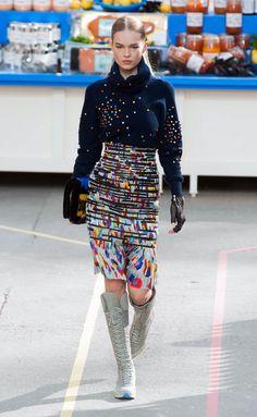 Chanel París PFW 2014