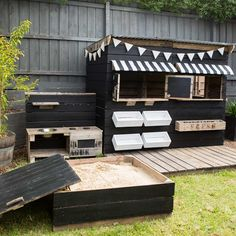 Discover the charm of farmers market cubby houses at Castle & Cubby, the cubby houses Australia is talking about. Find kids cubbies for sale & hire here. Kids Outdoor Play, Outdoor Play Areas, Kids Play Area, Backyard For Kids, Outdoor Fun, Kids Outdoor Spaces, Kids Yard, Kids Cubby Houses, Kids Cubbies