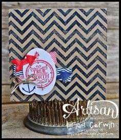 Pink Buckaroo Designs: Hello, Sailor- AWW