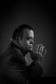 Michael – Magnifiques portraits d'un homme atteint du syndrome de Down