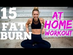 Want to find some fat blasting workouts? Check out these top HIIT workouts for women. They're not more than 30-minutes and will help you blast tons of fat.