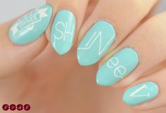 #SHINee nails for SHINee World V in Toronto