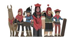 Image result for alto's adventure characters