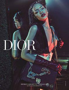 Rihanna Dior Campaign 2015