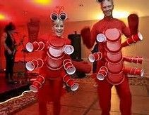 The solo cup lobster lobster costume red solo cup and costumes diy lobster costume bing images solutioingenieria