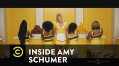 """""""Milk Milk Lemonade"""" is a musical tribute to butts from the Comedy Central series Inside Amy Schumer featuring Amy Schumer, Method Man, and Amber Rose. The song is a play on the popular schoolyard . Inside Amy Schumer, Funny As Hell, Freaking Hilarious, Method Man, Amber Rose, Things To Know, Silly Things, Comedy Central, Funny Stuff"""