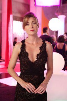 Mer has another amazing gown :) - Grey's Anatomy Episode 1004: Puttin' on the Ritz - Ellen Pompeo