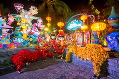 Celebrate Chinese New Year with us at Phuket FantaSea!  #PhuketFantaSea #ChineseNewYear #phuket #thailand #show