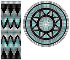 Ideas crochet bag tapestry colombia for 2019 Mandala Au Crochet, Tapestry Crochet Patterns, Bead Loom Patterns, Crochet Stitches Patterns, Stitch Patterns, Knitting Patterns, Mochila Crochet, Bag Crochet, Crochet Purses