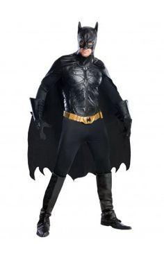Disfraz de Batman The Dark Knight Rises Prestige