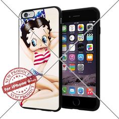 New Apple iPhone 6 Plus and 6S Plus Case Betty Boop Red Sexy Cell Phone Case Shock-Absorbing TPU Cases Durable Bumper Cover Frame Black Lucky_case26 http://www.amazon.com/dp/B018KOT9UO/ref=cm_sw_r_pi_dp_GLbwwb0S3BWVJ