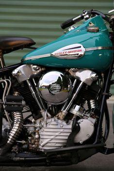 1941 Harley Davidson Knucklehead #harleydavidsonbobbersvintage #harleydavidsonknucklehead