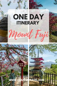 Mount Fuji is a must see in Japan. The picturesque town of Lake Kawaguchiko is a perfect place to admire Mount Fuji. In this post you can find lots of useful info for your visit, such as how to get there, what to do, how to travel around and where to sleep. #Japan #MountFuji #LoveJapan