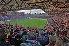 FC Union Berlin - Stadion am der alte Försterai Berlin