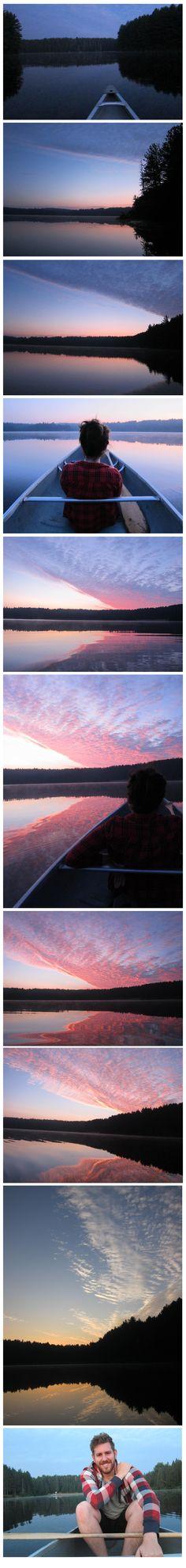#83 - Watch a sunrise.  #100Thingsin2013