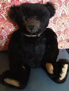 BTB Presents Buddy A Mohair Alpaca Bear by Kathleen Wallace of Stier Bears | eBay