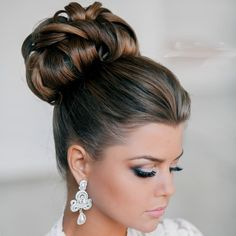 Perfect look for the Wedding Day