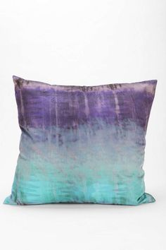 Magical Thinking Fade-Out Velvet Pillow