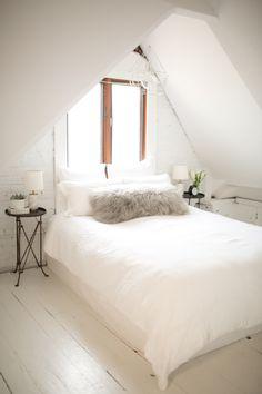 Boho Deco Chic: 2 IDEAS PARA DECORAR con éxito tu dormitorio en blanco & negro