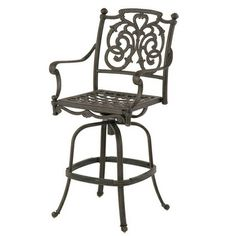 Relax in Style on Your Patio with the St. Augustine Bar Height Collection