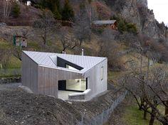 Atelier Roduit - savioz fabrizzi architectes