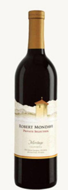 Robert Mondavi Meritage Private Selection, $9