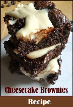 Switching To Slimming World: Cheesecake Brownies