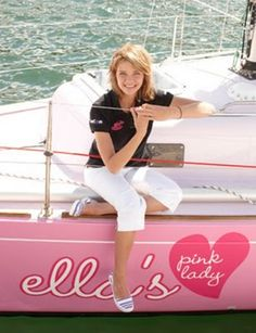 2. Who inspires you? Jessica Watson - youngest person ever to sail solo, nonstop and unassisted, around the world (a true heroine's journey!)