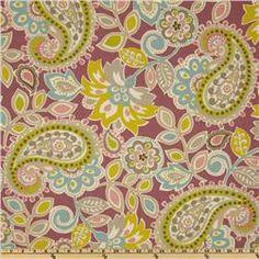 P Kaufmann Ollie Berry Fabric