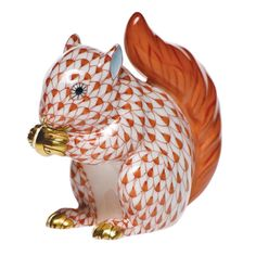 Herend Squirrel