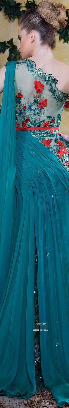 Ali Al Khechen Couture Spring-summer 2015