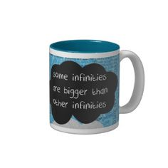 The Fault in our Stars quote mug