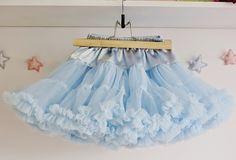 niebieska Tulle, Ballet Skirt, Skirts, Fashion, Moda, Tutu, Fashion Styles, Skirt
