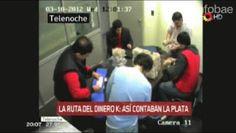 Semanario / Junin Regional: Ruta del dinero K: impactantes videos muestran mil...