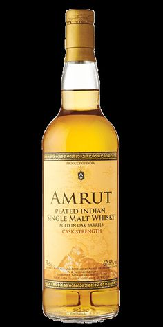 Discover Amrut Peated Single Malt Whisky at Flaviar Indian single malt
